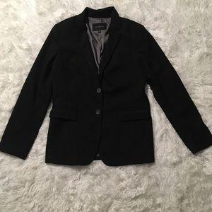Banana Republic black blazer size 10